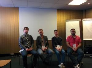 devops panel at Open Worl d Forum